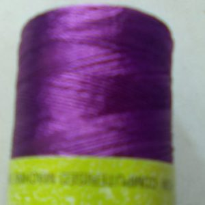 violet silk thread
