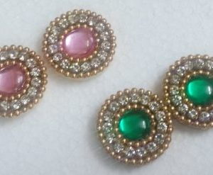 Quilling stud bases