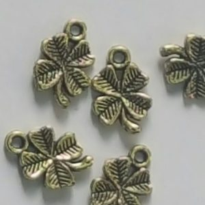four leaf charms