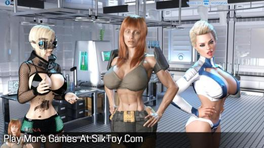Apocalypse Space Ship Adult Game screenshot (9)