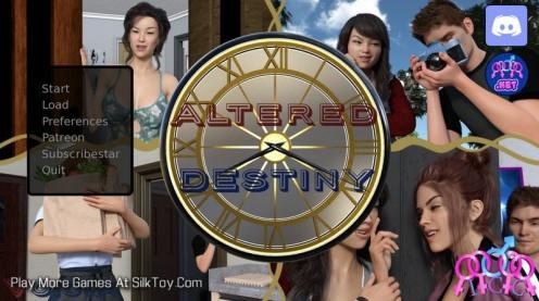 Altered Destiny 3D sex Time Travel_10-min