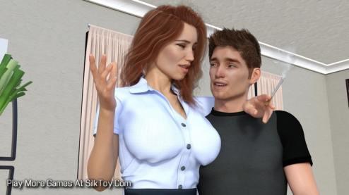 Altered Destiny 3D sex Time Travel_13-min