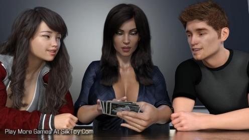 Altered Destiny 3D sex Time Travel_5-min