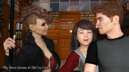Altered Destiny 3D sex Time Travel_6-min