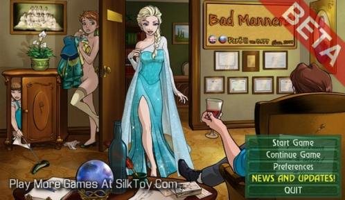 Bad Manners Hentai Fuck Game_2-min