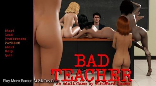 Bad Teacher 3d big ass sex_9-min