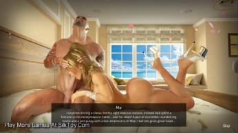 Bimbo High Big Tits Milf 3D Game_2-min