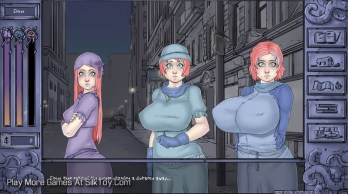 Dark Whispers redhead hentai