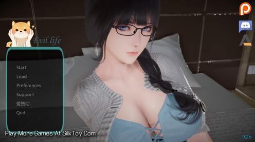 Evil Life hot hentai milfs sex_4-min