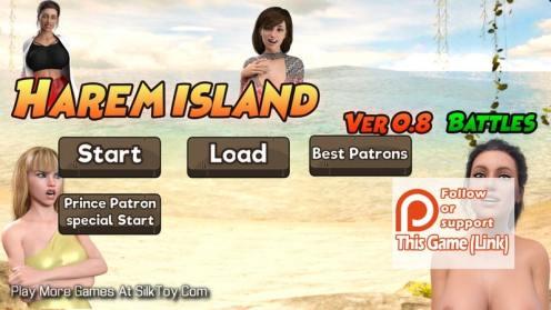 Harem Island 3d sex_2-min