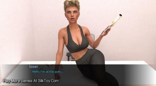 Misterious Stones 3D Sexy Aunt Villa_4-min