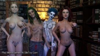 Shag the Hag Zombie Curse 3d sex_12-min