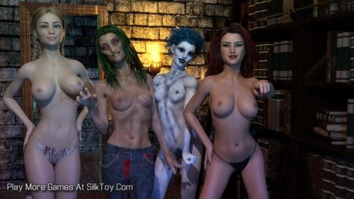 Shag the Hag Zombie Curse 3d sex_12-min
