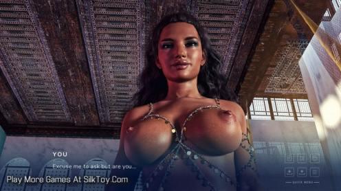 Star Wars The Warrior's Heart sex game_12-min