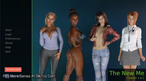 The New Me 3D Sexy Ebony Game_12-min