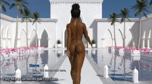 The New Me 3D Sexy Ebony Game_5-min