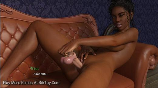 The New Me 3D Sexy Ebony Game_7-min