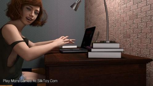 Venus Attracts lesbian sex life 3d_2-min