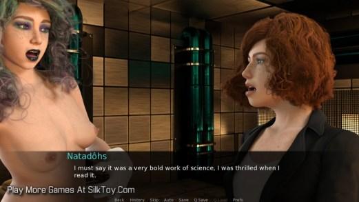 Venus Attracts lesbian sex life-3d_4