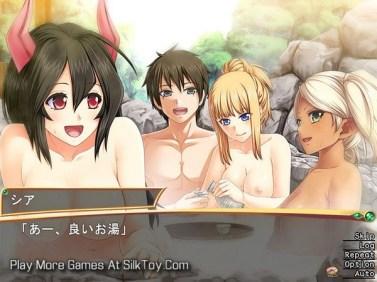 Bunny Black sex game_4