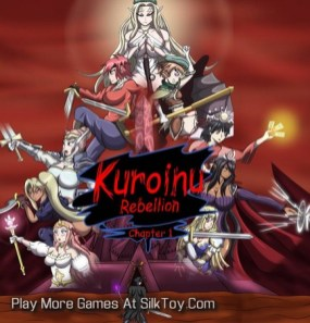 Kuroinu Rebellion hentai porn game_3