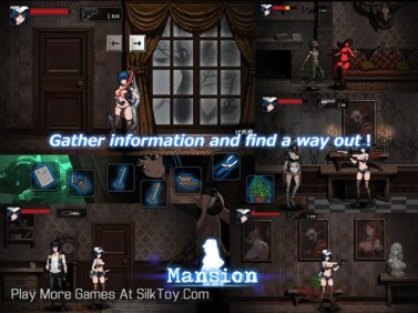 Mansion Hentai Sexy Girls Monsters Fight xGame_10