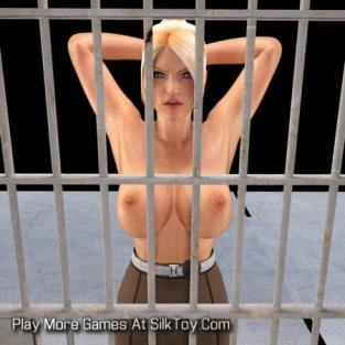 Officer Chloe Operation Infiltration sex game_19-min