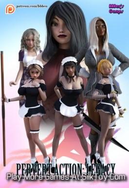 Pervert Action Legacy 3D Sex Fantasy_2