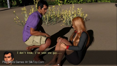Stranded With Benefits PORN 3D GAMING