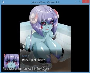 Vitamin Plus Hentai Monster sex game_7