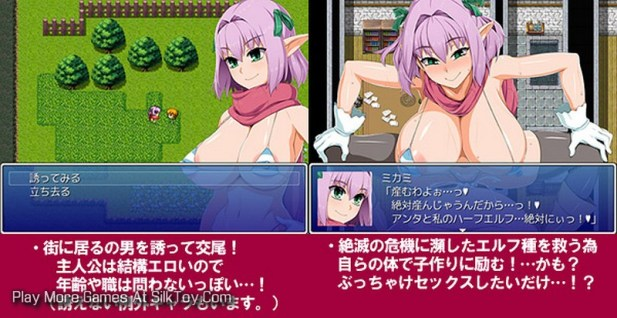 Vitamin Quest HENTai Sex Game_8
