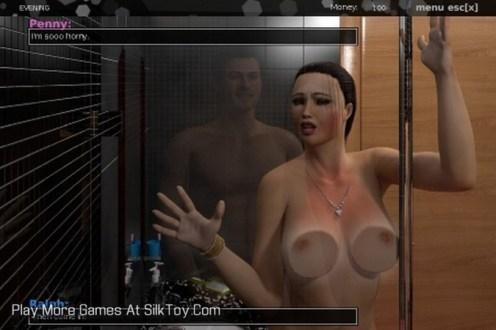A Strange Night 3D City Of sex_10