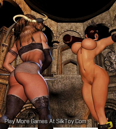 Barbarian Babes 3d Hardcore Game_11