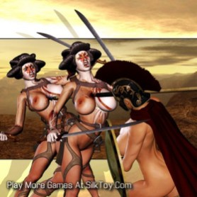 Barbarian Babes 3d Hardcore Game_17