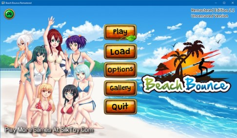 Beach Bounce HENTAI SEX game_2