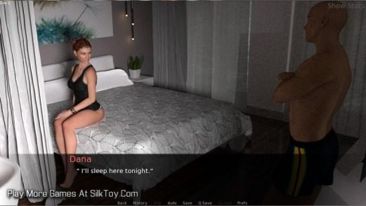 Dreaming of Dana 3d porn game_9