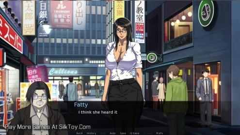 Fat Saga Horny Blond Elf Hentai Sex Game
