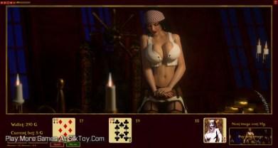High Stakes Blackjack With Jessenia 3d porn_3