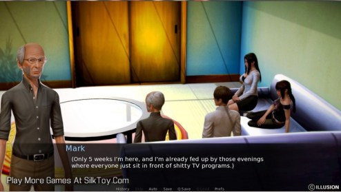 Hypno Family Trainer 3d sex game