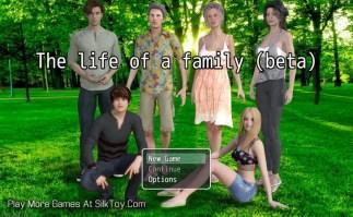 Life Of A Family 3D Porn