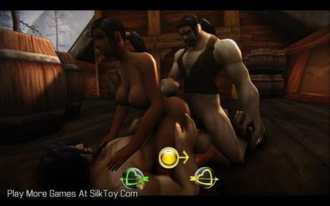 Tails of Azeroth XXXmas Game Porn_27