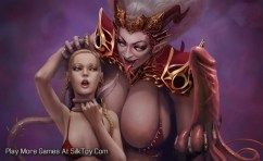 The Eternal Feast 3d witches porn game_15