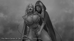 The Eternal Feast 3d witches porn game_9