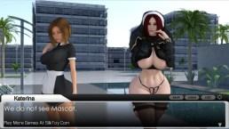 Bastard Girls sex game_14