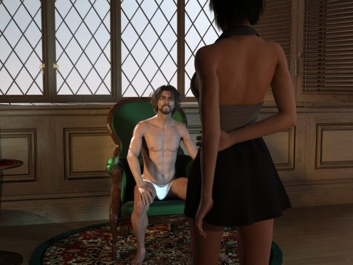 Hackn Stalk 3D Teen Fuck Game_9