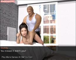 I Love Daddy Teen Sex With Step Father 3D_10
