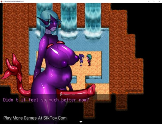 Latex Dungeon Animated Porn Game_11