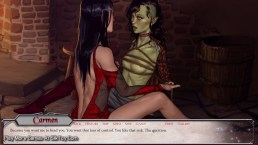 Sanguine Rose animated sex game_15