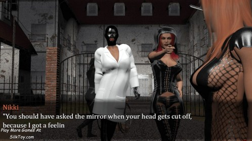 Fetish Stories The Asylum 3d BDSM Game (4)