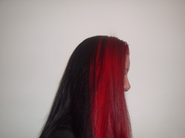 Slice of Colour (Red)